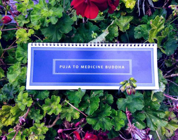 Sacred Text - Contemporary Puja to Medicine Buddha